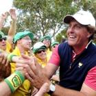 Presidents Cup - Melbourne 2011