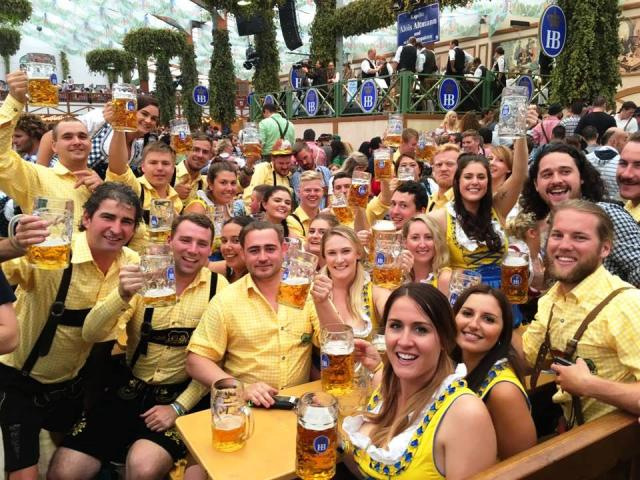 Oktoberfest | Oktoberfest Tours and Packages | Fanatics ...