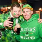 Paddy's Day 2017