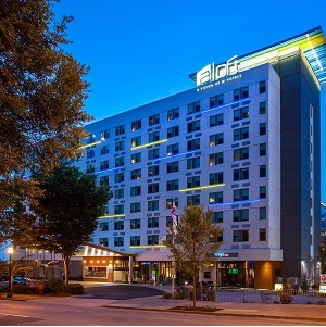 Aloft Hotel Downtown Atlanta