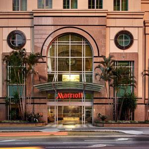 Marriott Brisbane (v PAK)