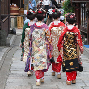 Rugby World Cup 2019™, Japan - Geisha Getaway - 17 Day Premium Tour