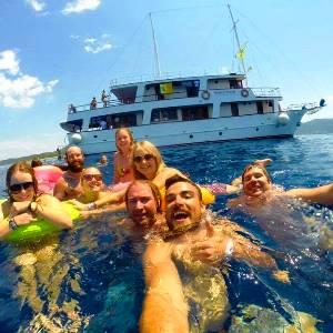 Pamplona 2019 - Pamplona + Croatia Sailing Combo