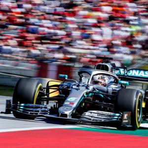 Formula 1 2020 Race Calendar