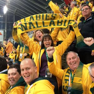 Rugby World Cup 2023™, France - Australia v Europe 1