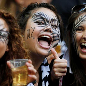 Rugby World Cup 2023™, France - New Zealand v Africa 1