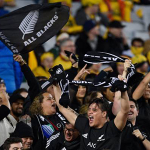 Rugby World Cup 2023™, France - New Zealand v Americas 1