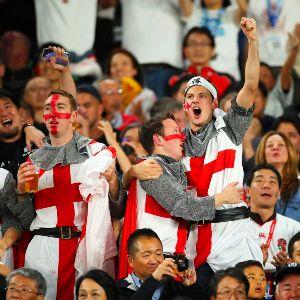 Rugby World Cup 2023™, France - England v Argentina