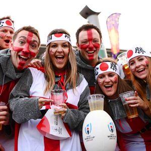 Rugby World Cup 2023™, France - England v Japan