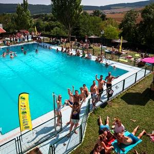 Pamplona Campsite