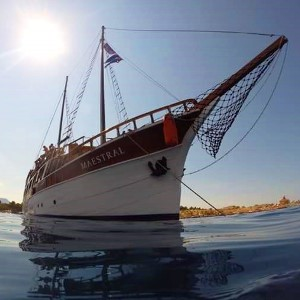 MS Maestral - Category A+ Boat