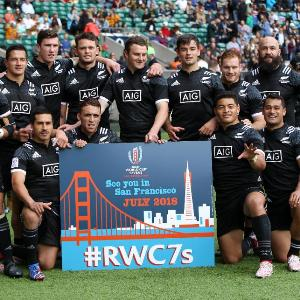 Rugby World Cup Sevens 2018 San Francisco